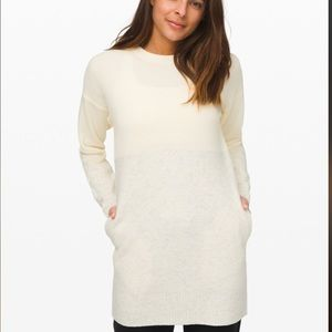 Lululemon Restful Intentions Sweater NWOT small